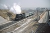 28 Feb 2003 :: JS Class no 5029 was allocated to work a special steam train and is pictured out running on the Tiefa Coal Railway sysrem