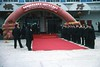 28 Feb 2003 :: A Red Carpet and Guard of Honour for the 2nd Photography Festival was the greeting for our Group as we arrived at the Tiefa Coal Railway (in Liaoning Province).  We were here to see a railway that existed to transport coal from 8 coal mines to a local power station as well as a connection onto the main China Rail system.  Passenger trains also run to transport miners to work from Diaobingshan which is the main residential town in the area.  Motive power on the railway consisted of a fleet of SY Class 2-8-2's and a single JS Class 2-8-2