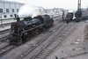 28 Feb 2003 :: SY Class no's 1770 and 0979 stand alongside the platforms at Diaobingshan Station
