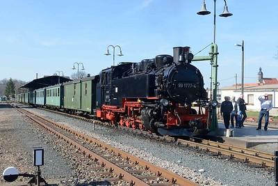 2018 Dresden Steam Festival and Prague
