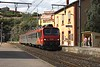 8 September 2010 :: Arriving in the station at Collioure is SNCF Ter Class Z 7300 no. 7383 in a Lanquedoc Roussillon livery