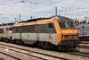 11 September 2010 :: Class 26000 electric locomotive no. 26028 is stabled adjacent to Toulouse-Matabiau Station