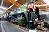 27 May 2017 :: 1945 Mikado 2-8-2 no. 141 R 1187 at the Cité du Train