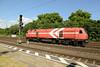 1 July 2014 :: HGK DE13 running light through Köln West