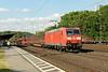 1 July 2014 :: 185 061 heading south at Köln West