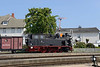 18 May 2016 :: 0-8-0 No 99 332 in a siding adjacent to the museum at Kühlungsborn West
