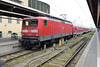 17 May 2016 :: 112 183 stands at Stralsund Hbf and will power the 2016 to Berlin Hbf