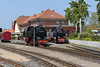 18 May 2016 :: 99 2322-8 and 99 332 at Kühlungsborn West