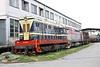 4 May 2013 :: Diesel 721-106 at Haniska pri Kosiciach