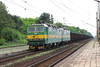 4 May 2013 :: ZSSK Cargo 131-034/131-033 passing Ruskov with an empty iron ore train
