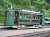 27 June 2004 :: Electric tram Ce 2/2 52 was giving rides at The Blonay–Chamby museum