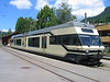 """25 June 2004 ::  Transports Montreux–Vevey–Riviera Be2/6 7003 """"Blonay"""" is pictured at Blonay"""