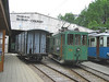 27 June 2004 :: The Metre gauge The Blonay–Chamby Museum showing Electric tram Ce 2/2 no. 52 formerly of the Städtische Strassenbahn Ber