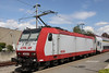 4 May 2012 :: Class 4000, No. 4008 at Diekirch