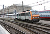 4 May 2012 :: SNCF 26161 departing from Luxembourg with the overnight sleeper train to Nice