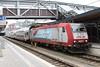4 May 2012 :: Class 4000 No 4007 at Luxembourg station