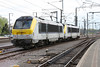 4 May 2012 :: Belgian Class 13 electric locomotives, 1342 & 1314 at Bettembourg
