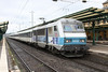 5 May 2012 :: 126164 at Thionville with the Nice to Luxembourg sleepers