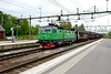 22 May 2015 :: Rc4, 1316 hauling a westbound train of cargo wagons through Hallsberg