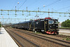 23 May 2012 :: Black Rc6 1363 at Hallsberg on 09.48 to Stockholm Central