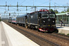 23 May 2012 :: Rc6 1417 arriving at Hallsberg with the 08.32 Göteborg to Stockholm
