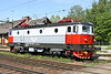 23 May 2012 ::  With its paintwork gleaming, ex works Rc6 1324 waits at a red signal in Hallsberg