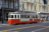 Gmunden 10 at Franz Josef Platz on 11th August 1992.