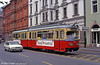 Car 33 at Museumstrasse on 10th August 1992. 31 to 43 were built by Duewag in 1957-62.