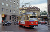 Innsbruck 37 at Museumstrasse on 10th August 1992.