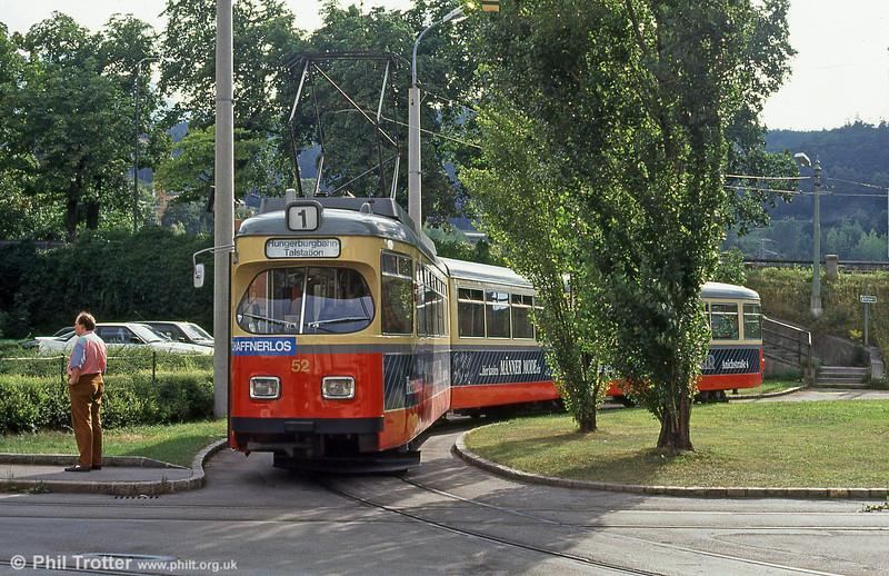 Innsbruck 52 at Bergisel on 10th August 1992.