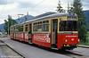 Innsbruck 81 at the Fulpmes terminus of the Stubaitalbahn on 10th August 1992.