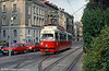 Car 4524 at Hadikgasse on 14th August 1992.