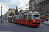 Car 4763 at Grillgasse on 15th August 1992.