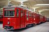 Vienna Stadtbahn car 2872 15th August 1992.