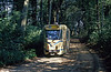 Car 7708 in the woods at Tervuren on 2nd August 1990.