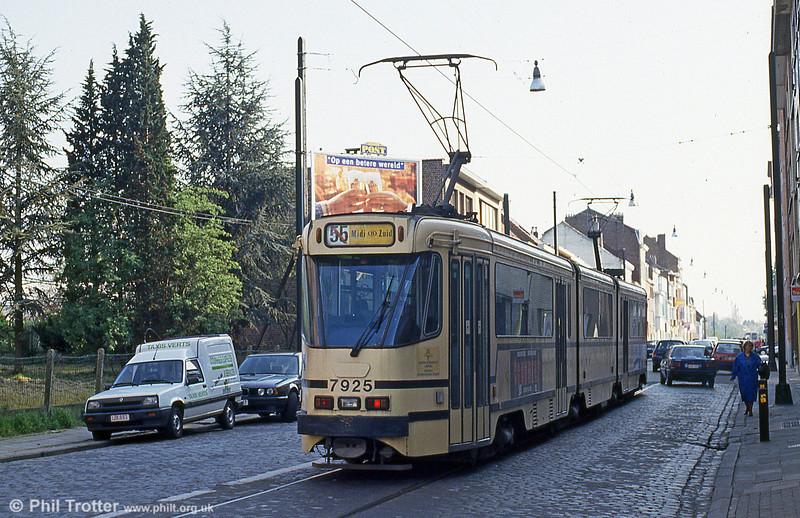 Car 7925 at Silence on 22nd April 1994.