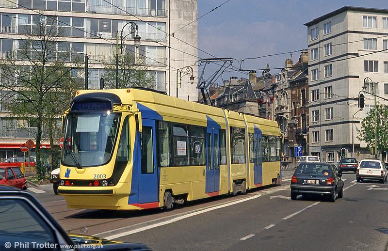 Car 2003 at Danco on 12th April 1994.