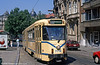 Car 7714 at Schaarbeek on 26th August 1991.