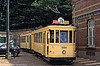 Car 1064 of 1938 at Woluwe depot/museum on 25th August 1991.