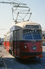 PCC car 10409 at Anderlues Depot on 3rd August 1990.