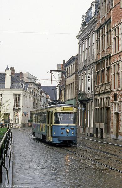 Car 17 at Geldmunt on 9th April 1994.
