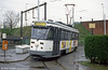 Car 15 at Moscou on 9th April 1994.