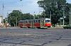 K2 no. 1045 at Moravské náměstí on 17th August 1992.