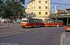 T2 1489 at Hlavní nádraží on 17th August 1992.