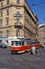 T3 1577 near Hlavní nádraží on 17th August 1992.
