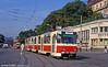 KT8D5 1722 at Hlavní nádraží on 17th August 1992.