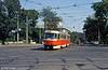 K2 no. 1042 at Moravské náměstí on 17th August 1992.