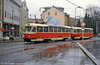 Car 59 in the centre of Liberec on 19th April 1993.