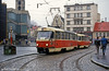 Liberec 61 in the City Centre on 19th April 1993.