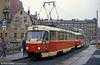 Liberec 61 at Fugnerova on 19th April 1993.
